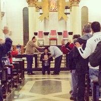 Photo taken at Catedral Matriz dos Prazeres by Clayton M. on 8/29/2014