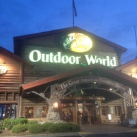 Photo taken at Bass Pro Shops by Tim S. on 5/7/2013