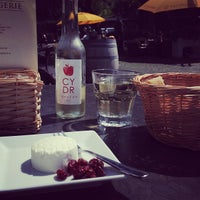 Photo taken at La Fromagerie by Marcin Ł. on 7/13/2013