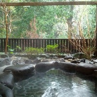 Photo taken at 平山温泉 いまむら by y m. on 3/1/2013