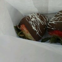 Photo taken at The Sweet Tooth - Cupcakery and Dessert Shop by Brenda G. on 1/19/2013