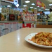 Photo taken at Food Park | BigC Lopburi by rawikul n. on 10/14/2013