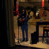 Photo taken at Tosca Blu Bar by Kimberly T. on 10/16/2013