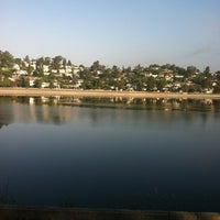 Photo taken at Silver Lake Reservoir by Jenni C. on 5/26/2013