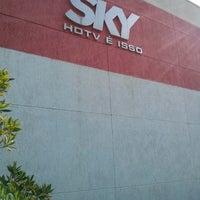 Photo taken at SKY Brasil by Fabiano P. on 4/8/2014