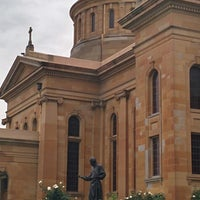 Photo taken at Xavier College by Jim S. on 4/8/2014
