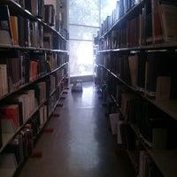 Photo taken at Biblioteca FES Acatlán by Javier C. on 10/2/2013