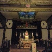 Photo taken at Gereja dan Candi Hati Kudus Tuhan Yesus Ganjuran by Robert S. on 9/29/2012
