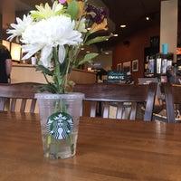 Photo taken at Starbucks by Alex L. on 5/23/2017