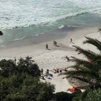 Photo taken at Clifton 2nd Beach by Alex L. on 1/3/2017