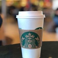 Photo taken at Starbucks by Alex L. on 10/30/2017