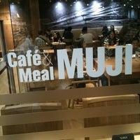 Photo taken at Café & Meal MUJI by Gorden L. on 6/7/2013