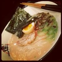 Photo taken at Daruma Ramen House 達磨日本拉麵 by Gorden L. on 5/31/2014