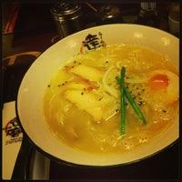 Photo taken at Daruma Ramen House 達磨日本拉麵 by Gorden L. on 1/5/2014