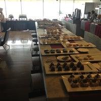 Photo taken at Restaurante La Barquera by Carla C. on 7/2/2013