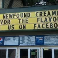 Photo taken at The Newfound Creamery by Rhonda W. on 8/11/2013