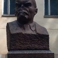 Photo taken at Памятник В.И. Ленину by N on 7/2/2016