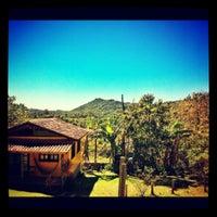 Photo taken at Pousada Vento Norte by Tiago X. on 9/23/2012