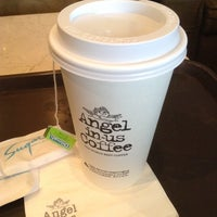 Photo taken at Angel-in-us Coffee by Paramitha A. on 4/22/2014