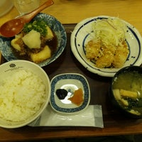 Photo taken at 橋本わっぱ定食堂 by しぐまん on 10/3/2016