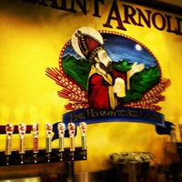 Photo taken at Saint Arnold Brewing Company by Julie J. on 11/17/2012