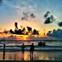 Photo taken at Patong Beach by Ido S. on 4/18/2013