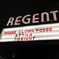 Photo prise au The Regent Theater par connie D. le3/23/2018