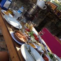 9/17/2015 tarihinde Büşra Seçil S.ziyaretçi tarafından Halabağı Kahvaltı Evi'de çekilen fotoğraf