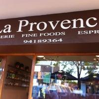 Photo taken at La Provence Boulangerie Patisserie & Cafe by Jason M. on 3/25/2013