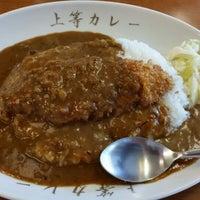 Photo taken at 上等カレー 谷町5丁目店 by かわたく on 8/8/2014
