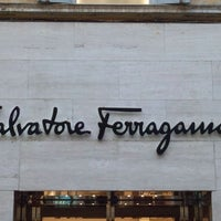 Photo taken at Salvatore Ferragamo by かわたく on 4/29/2014