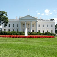Photo taken at The White House by ron d. on 6/22/2013