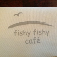 Photo taken at Fishy Fishy by christian v. on 2/1/2013