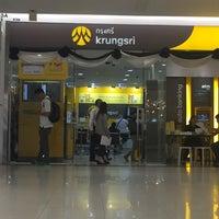 Photo taken at ธนาคารกรุงศรีอยุธยา (KRUNGSRI) by Jinny T. on 5/18/2017