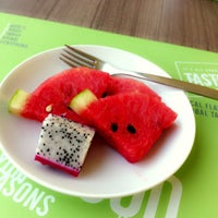 Photo taken at Taste Restaurant by Jinny T. on 7/1/2013