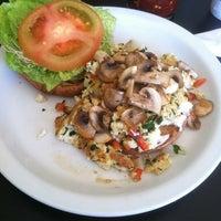 Photo taken at Truly Vegan Restaurant by Elmer P. on 12/22/2013