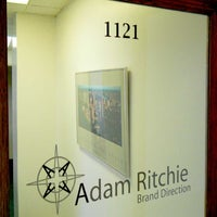 Photo taken at Adam Ritchie Brand Direction by Adam R. on 12/11/2013