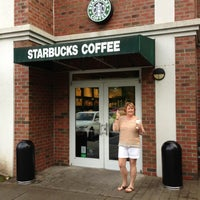 Photo taken at Starbucks by Melissah B. on 7/7/2013