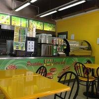Photo taken at Ramly Halal Kiosk by Julia M. on 3/23/2013
