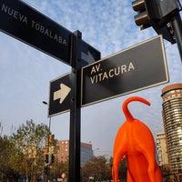 Photo taken at boulevard tobalaba by Gonzalo O. on 6/1/2015