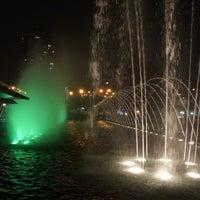 Foto tomada en Fuente del Bicentenario por Gonzalo O. el 6/18/2013