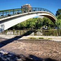Foto tirada no(a) Puente Peatonal Condell por Gonzalo O. em 2/7/2013