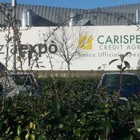 Photo taken at La Spezia Expo by Ruggero on 12/2/2012