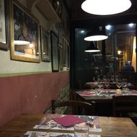 Photo taken at Osteria La Mescita by Andres C. on 6/1/2015