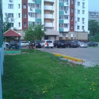 Photo taken at Спортивная Площадка by Екатерина М. on 6/7/2013