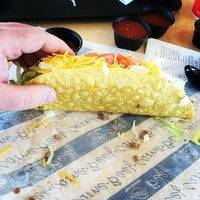 Photo taken at Taco Bueno by ReD S. on 4/24/2014