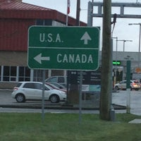 Photo taken at Canada Border Services Agency by Jamie M. on 12/29/2012