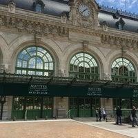 Photo taken at Gare de Lyon-Brotteaux by Christian L. on 6/19/2016