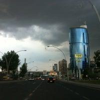 Photo taken at Eskişehir Yolu by Agayev on 6/8/2013