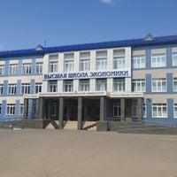 Photo taken at НИУ ВШЭ (Автозаводский корпус) by Алёнка Е. on 7/13/2013
